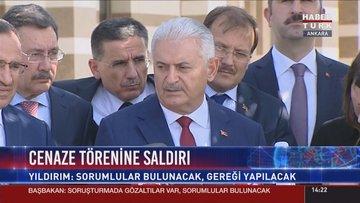 Başbakan Yıldırım: Barzani'ye dostça çağrı; vakit varken yanlıştan dönün