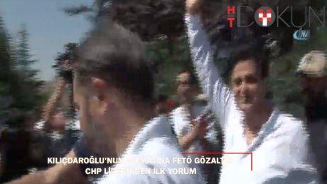 """Avukatı gözaltına alınan Kılıçdaroğlu:""""Akıl tutulması"""""""
