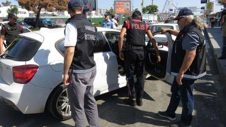 İstanbul'da Kurt Kapanı 8 uygulaması gerçekleştirildi