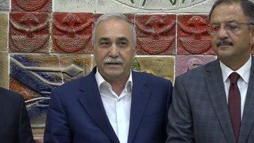 Bakan Fakıbaba'nın fındık açıklaması