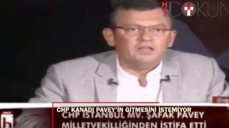 CHP Şafak Pavey'in bırakmasını istemiyor