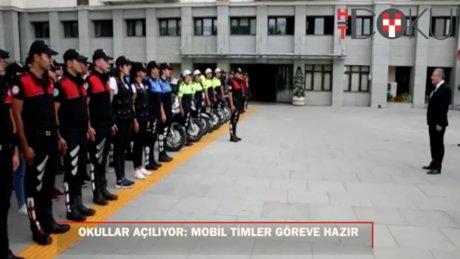 Mobil Okul Timleri (MOT) İstanbul'da başlıyor