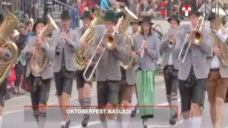 Oktoberfest 2017 başladı