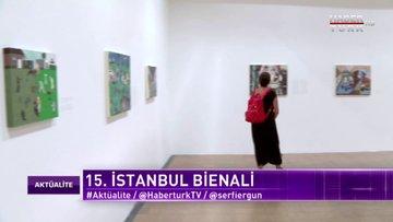 Aktüalite - 17 Eylül 2017 (İstanbul Bienali ve Contemporary İstanbul)