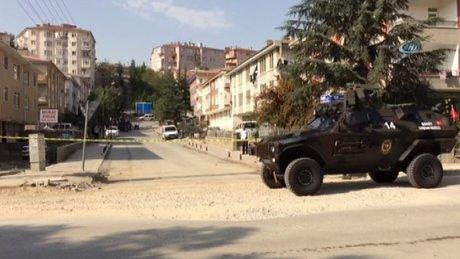 Ankara'da rehine krizi