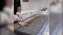 Yaş pastaların kenarındaki o süsleme nasıl yapılıyor?