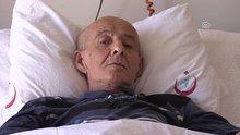 Dört ayda 15 kez kalbi duran hasta hayata tutundu
