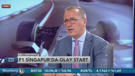 Fatih Kuşçu / Fatih Altaylı - Spor Saati / 2.Bölüm (18.09.2017)