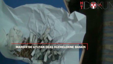 Terör örgütü DEAŞ'ın uyuyan hücrelerine operasyon