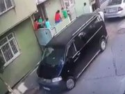 Bağcılar'da siyah minibüs paniği