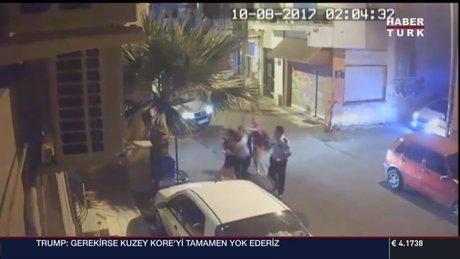İzmir'de genç kızları darp eden polis hakkındaki iddianame hazır