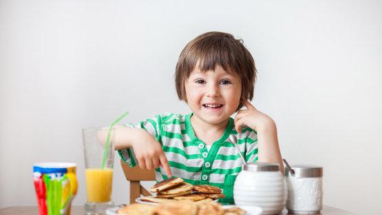 Başarı için kahvaltı şart