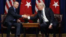 Cumhurbaşkanı Erdoğan ile ABD Başkanı Trump'ın görüştü