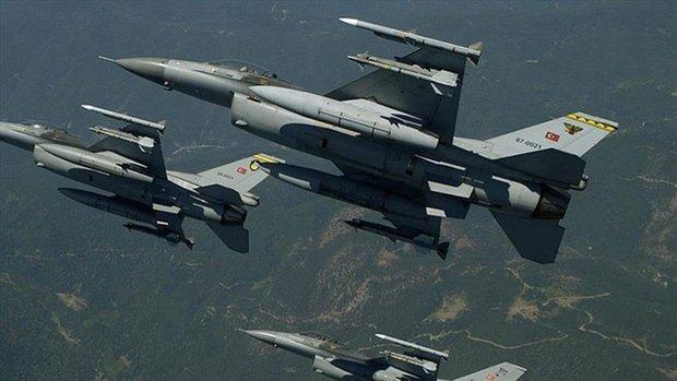 Mardin'de hava destekli operasyon 6 PKK'lı öldürüldü