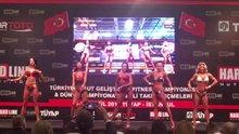 IFBB Türkiye Şampiyonası ve Milli Takım Seçmeleri