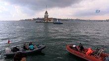 Üsküdar'da denizden bir erkek cesedi çıktı