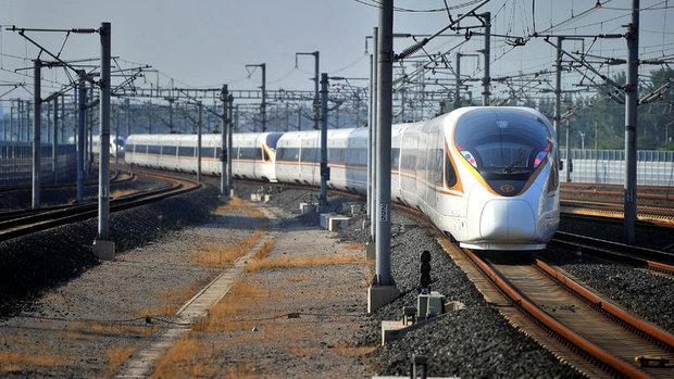Dünyanın en hızlı treni seferde