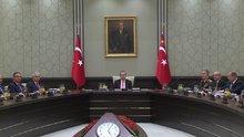 Ankara'da kritik gün! MGK toplantısı başladı