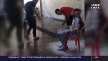 Sivas'ta çalışanı basınçlı sulu yıkama görüntülerine soruşturma