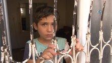 Suriyeli çocukların dramı mahalleliyi ağlattı