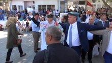 CHP'li Muharrem İnce oğlunun düğününde oynadı