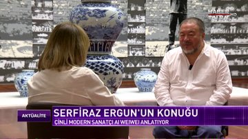 Aktüalite - 24 Eylül 2017 (Ai Weiwei Sergisi)