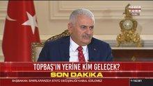 Başbakan Yıldırım: Kadir Topbaş'ın yerine ilçe belediye başkanlarından biri gelir