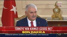 Başbakan Yıldırım: Savaşa girmiyoruz, tedbir alıyoruz