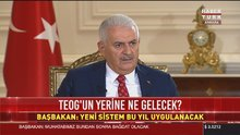 Başbakan Yıldırım: TEOG'da 3 seçenek konuşuluyor
