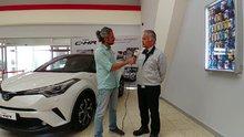 Toyota Türkiye CEO'su Haberturk.com'a konuştu