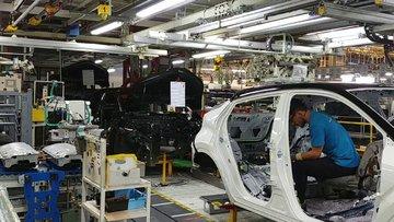Haberturk.com Teknoloji ekibi Toyota otomobil fabrikasını görüntüledi