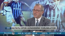 Fatih Kuşçu / Fatih Altaylı - Spor Saati / 1.Bölüm (25.09.2017)