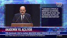YÖK Başkanı üniversiteye girişte yeni sınav sisteminin detaylarını açıkladı