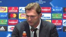 Leipzig'in teknik direktörü: Maçın başında atmosfere yenildik