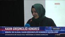 1. Ulusal Kadın Girişimciliği Kongresi başladı