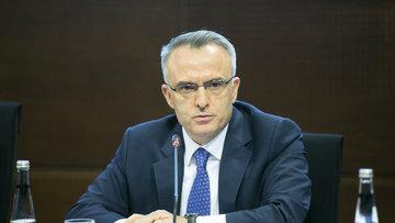 Maliye Bakanı Naci Ağbal: MTV vergisini yüzde 40 oranında artırıyoruz