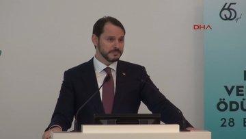 Enerji Bakanı Albayrak: Yaz saatine aynı istikamette devam edeceğiz