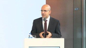 """Mehmet Şimşek: """"Yenilenebilir enerjiye muazzam bir yatırım hamlemiz var"""""""