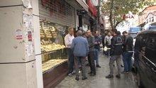 Beyoğlu'nda kuyumcuda soygun girişimi