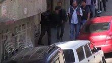 Zeytinburnu'nda bıçaklı saldırgan böyle yakalandı