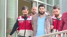Ataşehir'de yoldaki kadını yumruklayan saldırgan adliyede