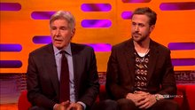 Harrison Ford Ryan Gosling'in adını unuttu