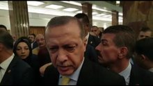 """Erdoğan'dan """"AK Parti'de istifa"""" iddialarına açıklama"""