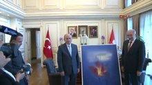 Kadir Topbaş'tan yeni başkana ziyaret