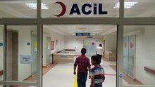 Siirt'te 25 öğrenci zehirlenme şüphesiyle hastaneye kaldırıldı