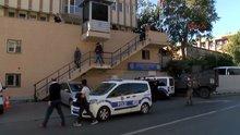 Beyazıt Karakolu önünde bomba paniği