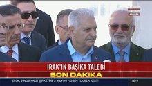 Başbakan Yıldırım'dan Irak'a ziyaret açıklaması