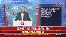 Erdoğan: Değişime direnmek, akıntıya karşı kürek çekmek gibidir