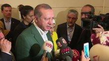 Erdoğan: Henüz TSK İdlib'de değil, ÖSO orada