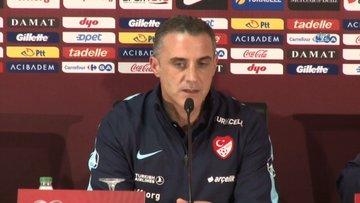 Milli maç ardından Tayfur Havutçu'nun açıklamaları